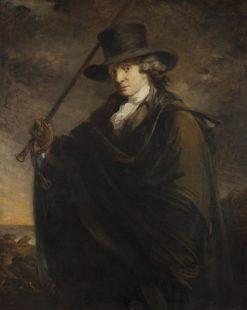 The Artists Father | Carl Fredrik von Breda | Oil Painting