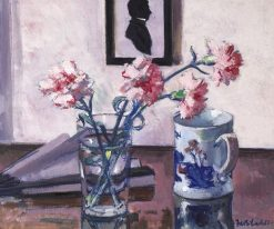 Pink Carnations | Francis Campbell Boileau | Oil Painting