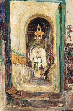 Tunis | Frederick William Jackson | Oil Painting