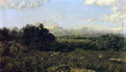 Landscape | Jose Franco Cordero | Oil Painting