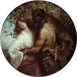 An Idyll of Theocritus | George Percy Jacomb-Hood | Oil Painting