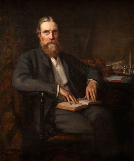 Arthur Charles Humphries Owen | George Percy Jacomb-Hood | Oil Painting