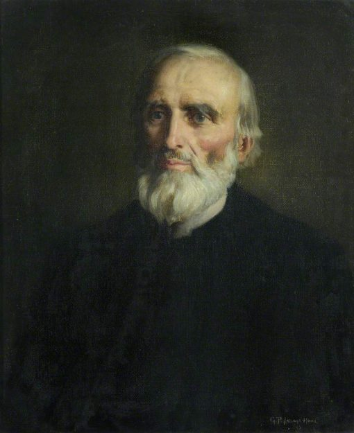 Fenton John Anthony Hort | George Percy Jacomb-Hood | Oil Painting