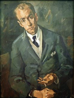 Portrait of Dr. Fritz Nemitz | Leo von Koenig | Oil Painting