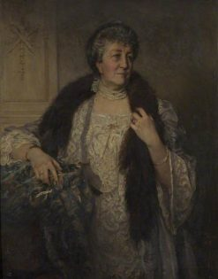 Juliette Pollexfen Deane | George Percy Jacomb-Hood | Oil Painting