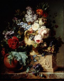 Still Life of Flowers | Cornelis van Spaendonck | Oil Painting