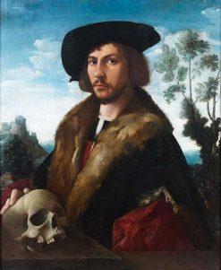 Portrait of a Man | Dirck Jacobsz. | Oil Painting