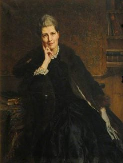 Madeline Shaw Lefevre