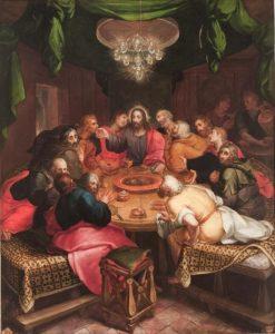 The Last Supper | Otto van Veen | Oil Painting