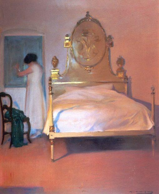 Interior | Ramon Casas y Carbó | Oil Painting