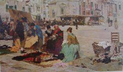 Market in Campo San Polo