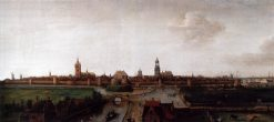 View of Delft from the Southwest | Hendrick Vroom | Oil Painting