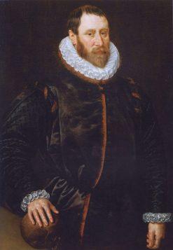 Portrait of Jacob Claesz Basgen of Bas