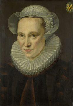 Grietje Pietersdr Codde | Adriaen Thomasz. Key | Oil Painting