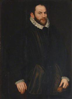 Portrait of a Man | Adriaen Thomasz. Key | Oil Painting
