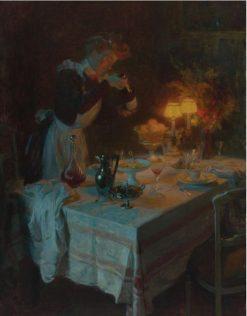 Effet de Lumiere | Jules-Alexandre Grun | Oil Painting