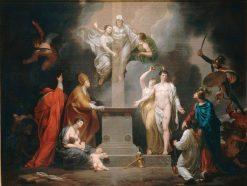 Allegorie du Concordat de 1801 | Pierre Joseph Celestin Francois | Oil Painting