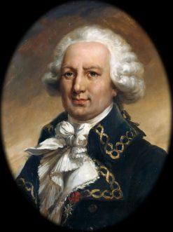 Louis Antoine de Bougainville | Jean-Pierre Franque | Oil Painting