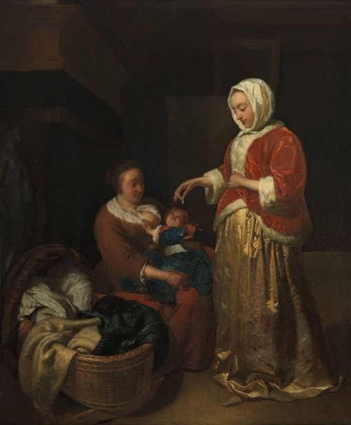 Interior with a Mother
