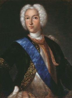 Peter II of Russia | Johann Heinrich Wedekind | Oil Painting