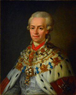 Portrait of Johan Gabriel Oxenstierna | Ulrika Fredrica Pasch | Oil Painting