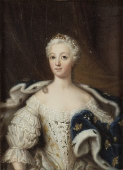 Portrait of Louisa Ulrika