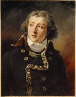 Louis-Alexandre Berthier | Francois Gabriel Guillaume Lepaulle | Oil Painting