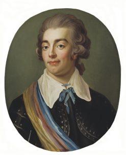 Adolf Ludvig Stjerneld | Jakob Bjorck | Oil Painting