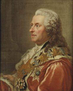 Carl Gustaf Tessin | Jakob Bjorck | Oil Painting