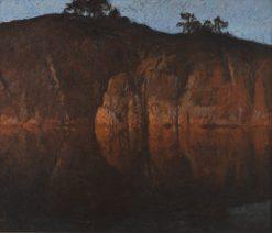 After Sunset | Gottfrid Kallstenius | Oil Painting