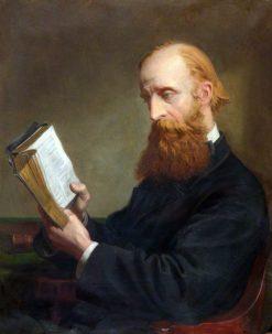 Edwin Gibbs | Frederick James Shields | Oil Painting