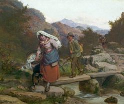Stepping Stones | William Bromley