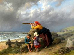 The Return of Fishing Boats | William Bromley