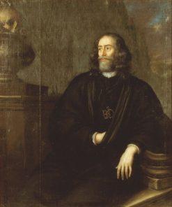 Portrait of Baron Knut Jönsson Kurck | Peter Martin van Mytens Senior | Oil Painting