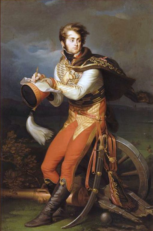 Portrait of Louis-Francois
