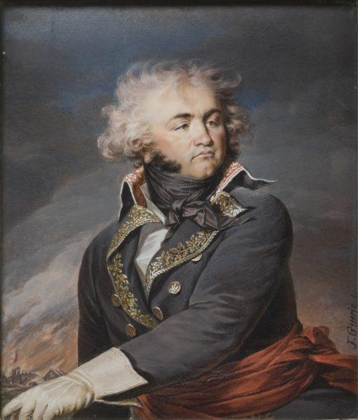 General Jean Baptiste Kleber   Jean Urbain Guerin   Oil Painting