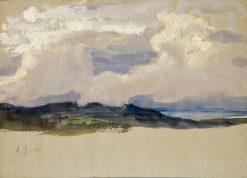 Landscape | Eero Jarnefelt | Oil Painting