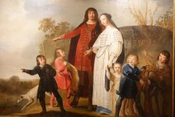 Family Portrait | Pieter Fransz. de Grebber | Oil Painting