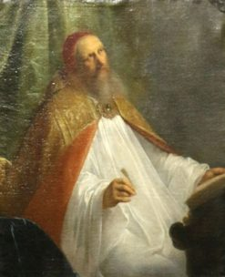 Saint Augustin | Pieter Fransz. de Grebber | Oil Painting