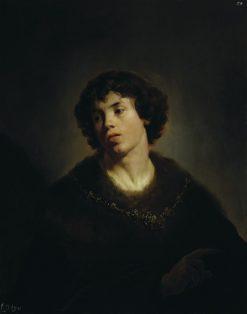 Portrait of a Youth | Pieter Fransz. de Grebber | Oil Painting
