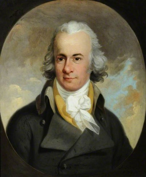 William Wilberforce | Karl Anton Hickel | Oil Painting