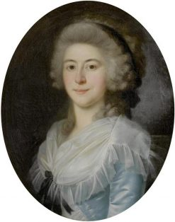Rosina Hartmann   Karl Anton Hickel   Oil Painting