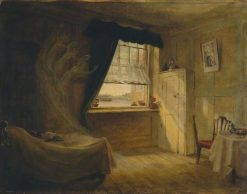 William Blakes Room | Frederick James Shields | Oil Painting