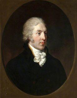 Colonel Hugh ODonnell | Hugh Douglas Hamilton | Oil Painting