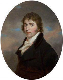 James Moore ODonnell | Hugh Douglas Hamilton | Oil Painting