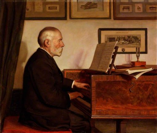 Alfred James Hipkins | Edith Hipkins | Oil Painting