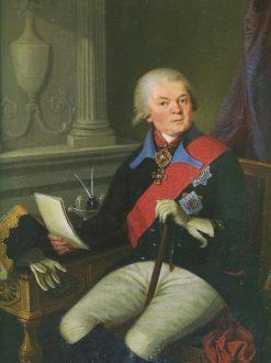 Ivan Arkharov   Ludwig Guttenbrunn   Oil Painting