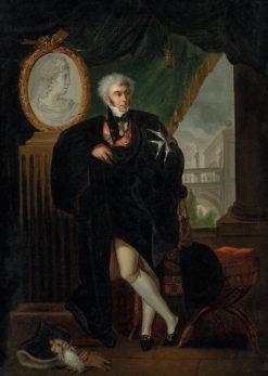 Dmitry Naryshkin   Ludwig Guttenbrunn   Oil Painting