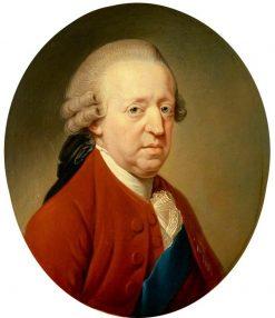 Prince Charles Edward Stuart | Hugh Douglas Hamilton | Oil Painting