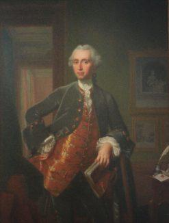 Johann Heinrich Eberts | Emmanuel Jakob Handmann | Oil Painting